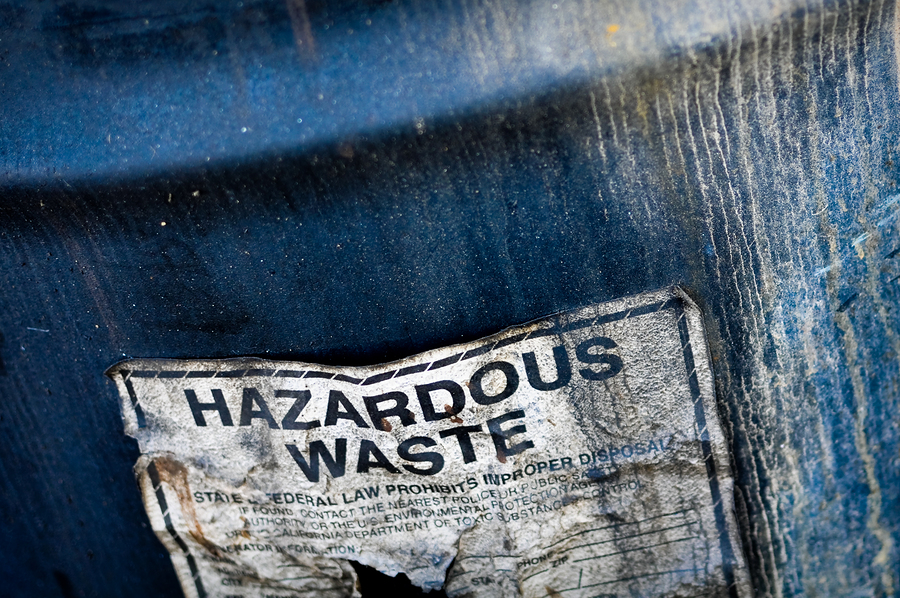 Construction and Hazardous Waste